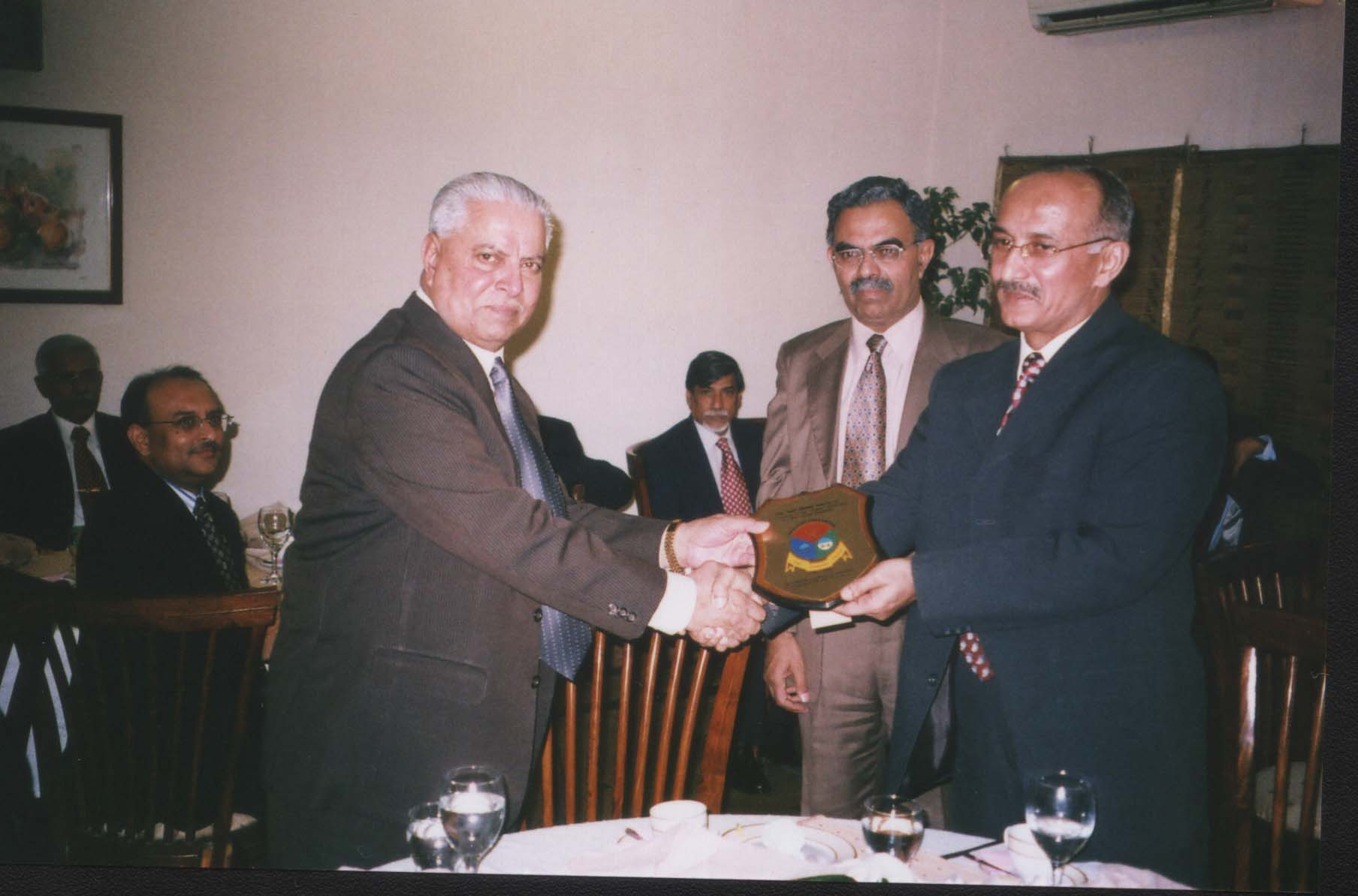 File Foto - taken at Dilshad Sb's farewell dinner